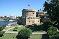 Antalya - Hidirlik Tower.jpg