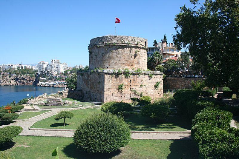 File:Antalya - Hidirlik Tower.jpg