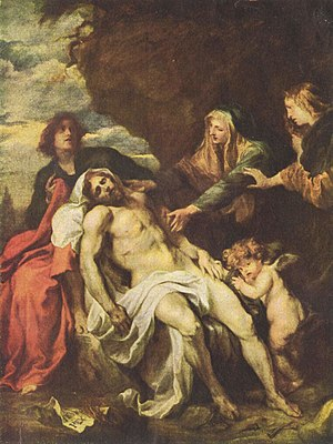 Deposition (van Dyck, ...