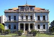 Antiguo colegio marista en Oporto, Portugal.