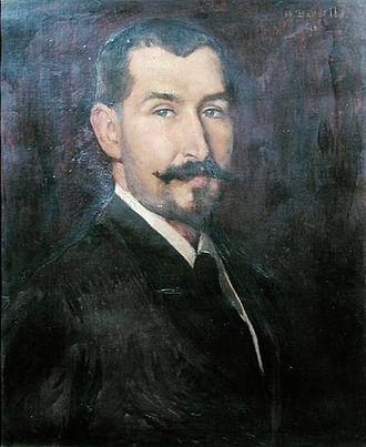 Antoine Marfan - Antoine Marfan; portrait by Henry Bataille