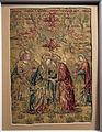 Antonio del pollaiolo (disegno), visitazione, 1466-88.JPG