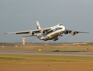 Antonov An-124 - Wikipedia, the free encyclopedia