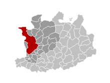 Antwerp municipality in the province of Antwerp