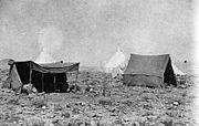 Anzac Mounted Division at Talat ed Dumm