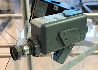 Apollo TV camera