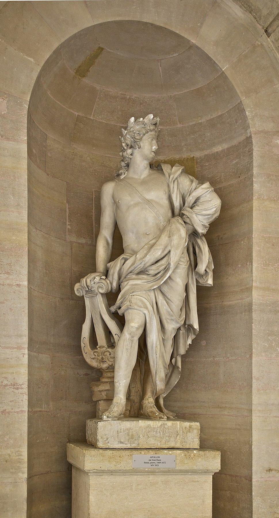 Apollon Raon Versailles MV5921