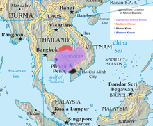 Approximate Location of Khmer Dialects.png