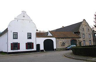 Beekdaelen - Old farmhouse in Arensgenhout