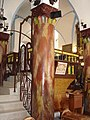 Ari Ashkenazi synagogue - Safed - the Bimah.JPG