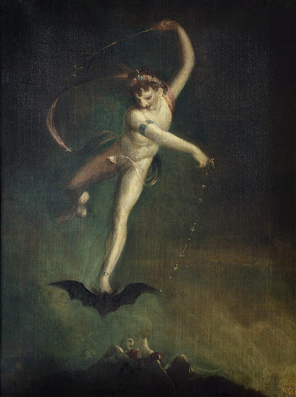 Ariel (Fuseli, c.1800-1810)