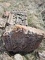 Arinj khachkar, old graveyard (306).jpg