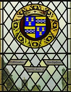 Alexander Stewart, 2nd Earl of Buchan Scottish nobleman