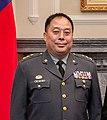 Army (ROCA) General Hsu Yen-pu 陸軍上將徐衍璞 (01.17 總統主持「國軍重要高階幹部晉任布達授階典禮」 - Flickr id 49397561437).jpg