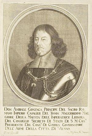 Annibale Gonzaga - Annibale Gonzaga