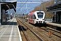 Arriva Spurt op snelheid door Arnhem Zuid (8627791880).jpg