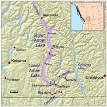 Syringa Provincial Park Natural Water Slide