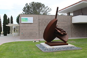 Art, Design & Architecture Museum - Image: Art, Design, & Architecture Museum at UCSB