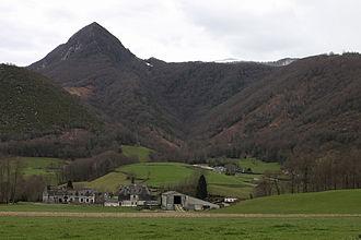 Arthez-d'Asson - Pasturage at Arthez-d'Asson