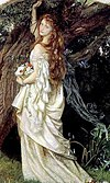 Arthur Hughes - Ophelia (Second Version).JPG