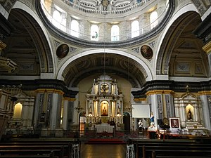 San Pedro Apostol Church (Apalit) - Image: Asanpedrochurchjf