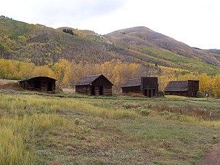 Ashcroft, Colorado United States historic place