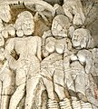 Ashoka with his Queens at Sannati-Kanaganahalli Stupa.jpg