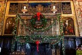 Assembly Room fireplace - Hearst Castle - DSC06208.JPG