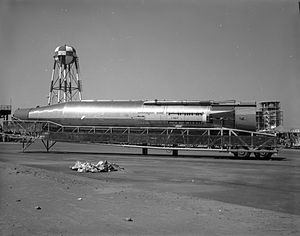 Fruehauf Trailer Corporation - Fruehauf designed and built trailers, launchers and GHE for ICBM, IRBM, and tactical ballistic missiles of various types