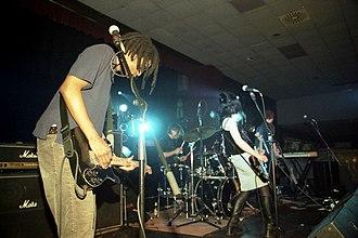 Atombombpocketknife - Atombombpocketknife in concert