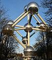 Atomium in Brüssel, 1958 erbaut - panoramio (1).jpg