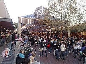 Royal Adelaide Show - The Atrium, Adelaide Showground