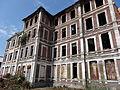 Auberchicourt - Démolition des Grands bureaux de la Compagnie des mines d'Aniche le 24 juillet 2013 (13).JPG