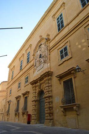 Auberge d'Italie - Façade of Auberge d'Italie