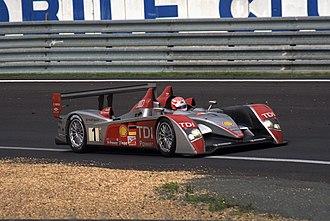 Audi R10 TDI - Audi R10, Le Mans 2007