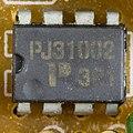 Audioline TEL 38 SMS - main printed circuits board - Promax-Johnton PJ31002-92372.jpg