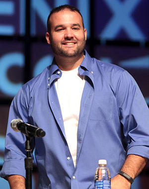 Austin St. John - St. John in June 2014.