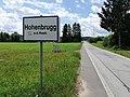 Austria Hohenbrugg an der Rabb Another Town Sign.jpg