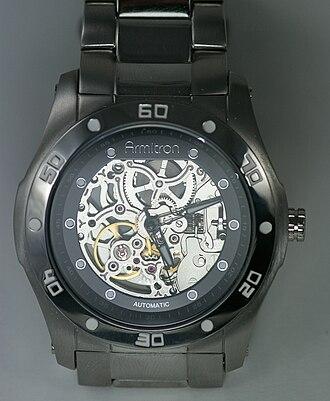 Armitron - An automatic Armitron watch.