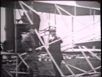 File:Aviation History - Wright Brothers part 3 (US Navy film).webm