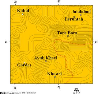 Ayub Kheyl human settlement in Afghanistan