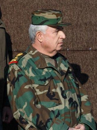 Ali Abdullah Ayyoub - Ali Abdullah Ayyoub in December 2017