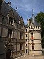 Azay Le Rideau Le Château Vue n°2.jpg