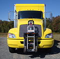 B&P Liberator hand truck on Kenworth.jpg