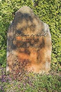 B-Friedrichsfelde Zentralfriedhof 03-2015 img23 Otto Nagel.jpg