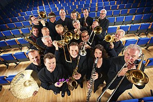 BBC Big Band - Image: BBC Big Band Town Hall Birmingham May 2012