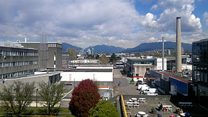 British Columbia Institute of Technology - Burnaby campus
