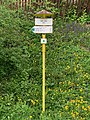Bańa Lucia Guide Post in the Area of Vyšný Medzev, SK.jpg