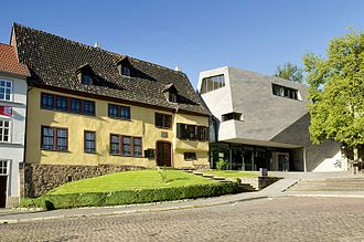 Bach House (Eisenach) - Bachhaus Eisenach, 2009