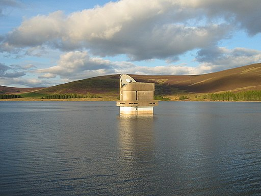 Backwater Reservoir A